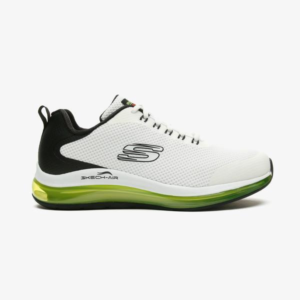 Skechers Skech-Air Element 2 - Lomarc Erkek Siyah-Beyaz Spor Ayakkabı