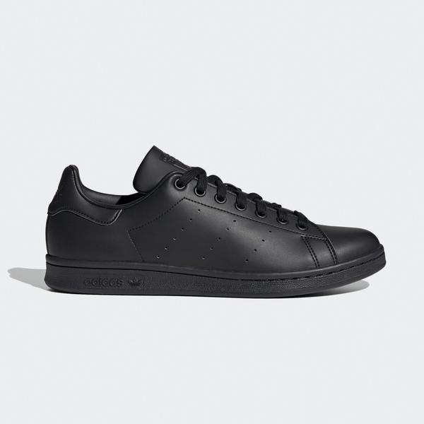 adidas Stan Smith Erkek Siyah Spor Ayakkabı