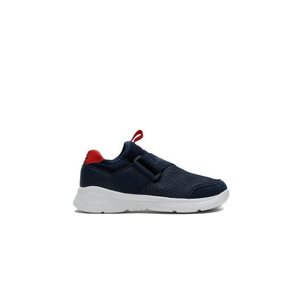 Lacoste Lt Dash Slip Çocuk Lacivert - Kırmızı Spor Ayakkabı