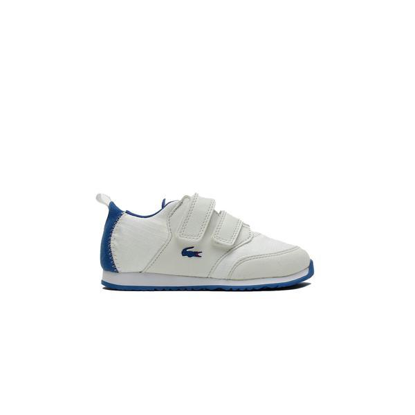 Lacoste L.ight Çocuk Bej - Mavi Spor Ayakkabı