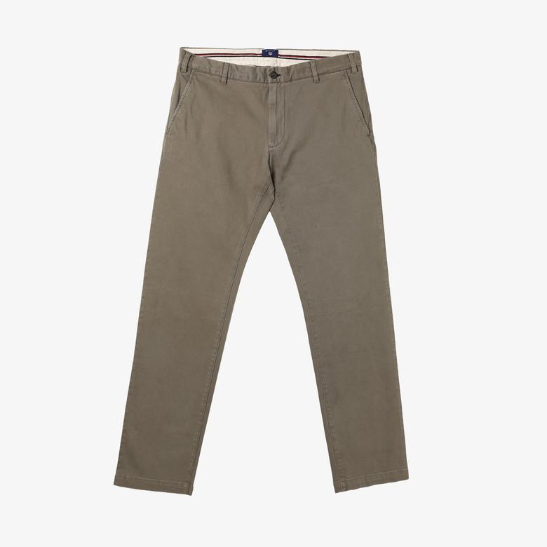 Gant Erkek Gri Pantolon
