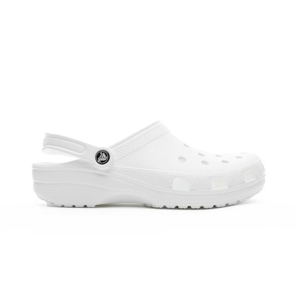 Crocs Classic Clog Unisex Beyaz Sandalet