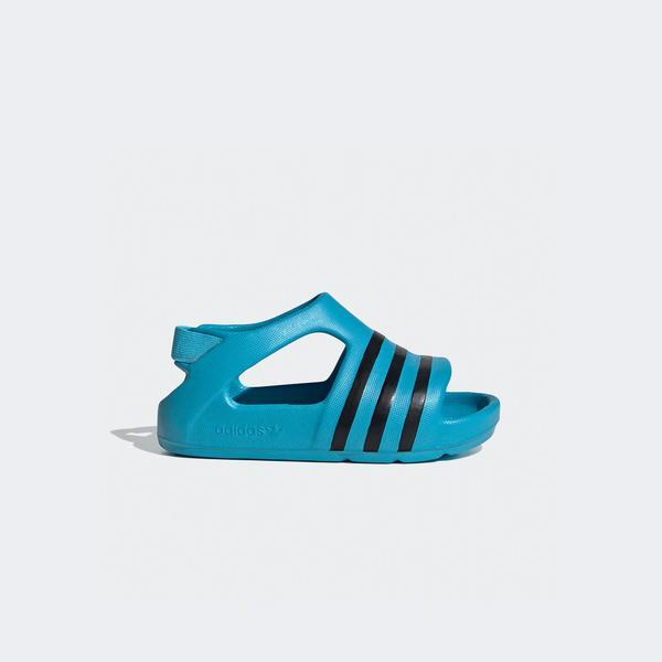adidas Adilette Play Bebek Mavi Sandalet