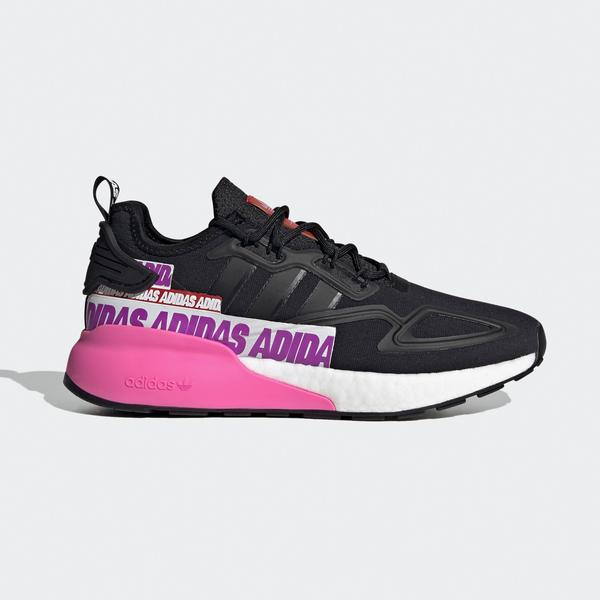 adidas ZX 2K Boost Kadın Siyah Spor Ayakkabı