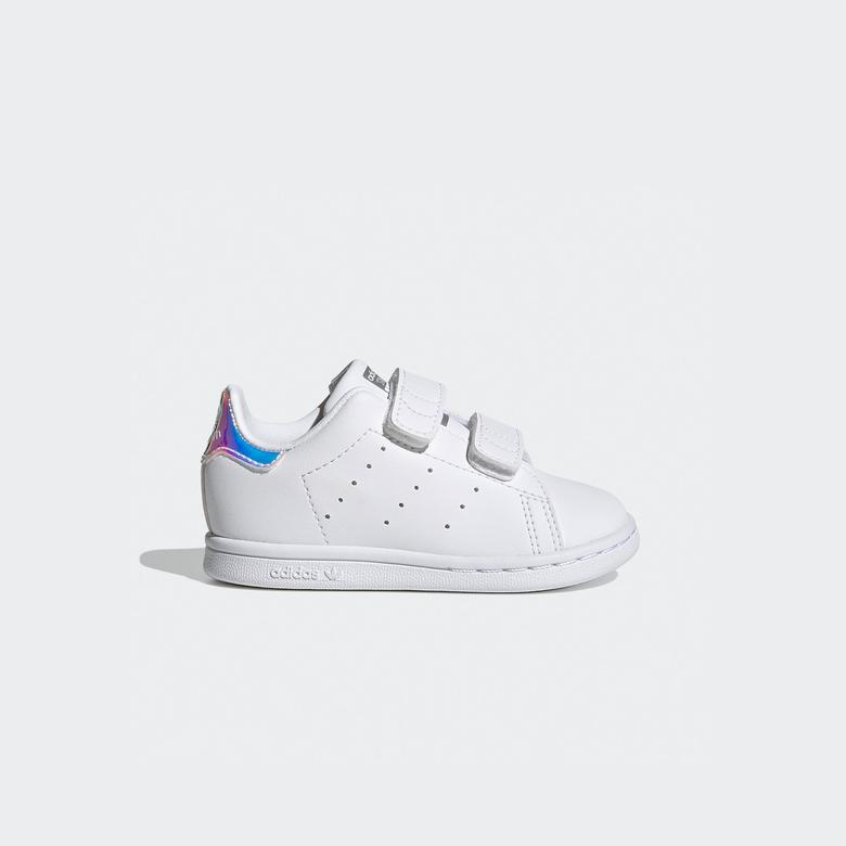adidas Stan Smith Bebek Beyaz Spor Ayakkabı