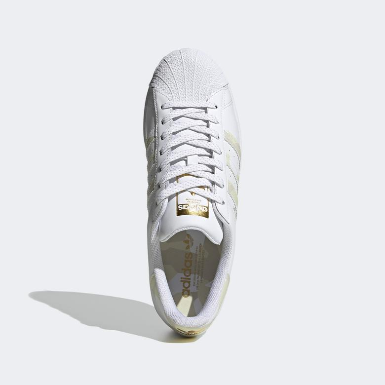 adidas Superstar Erkek Beyaz Spor Ayakkabı