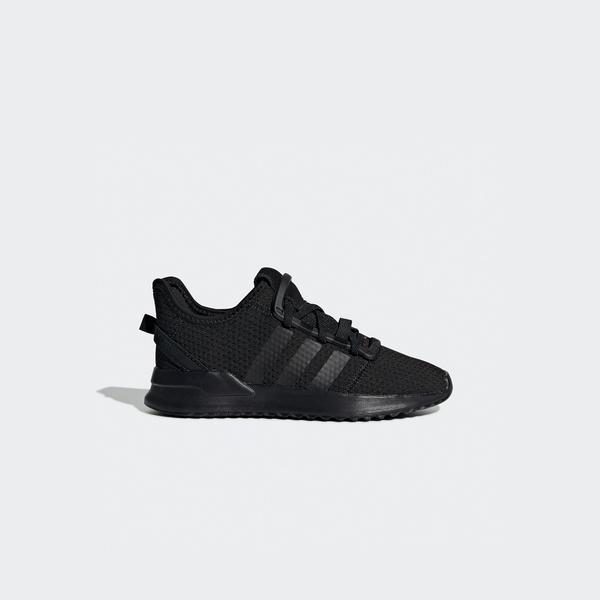 adidas U_Path Run Çocuk Siyah Spor Ayakkabı