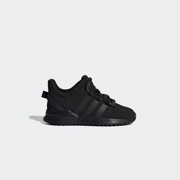 adidas U_Path Run Bebek Siyah Spor Ayakkabı