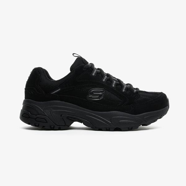 Skechers Stamina-Uplift Trail Kadın Siyah Spor Ayakkabı
