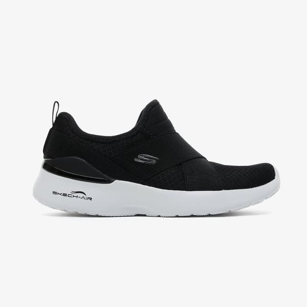 Skechers Skech-Air Dynamight-Easy Call Kadın Siyah Spor Ayakkabı