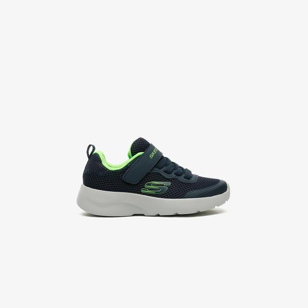 Skechers Dynamight 2.0 - Vordix Çocuk Lacivert Spor Ayakkabı