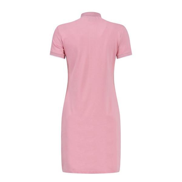 Ruck&Maul Kadın Slim Fit Pembe Elbise