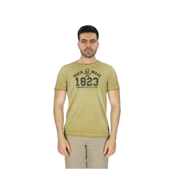 Ruck&Maul Erkek Yeşil T-shirt