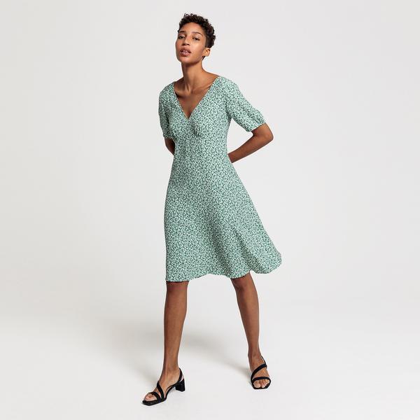 GANT Kadın Yeşil Elbise