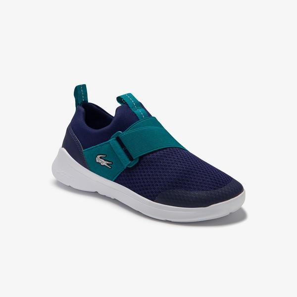 Lacoste Lt Dash Slip Çocuk Mavi Spor Ayakkabı