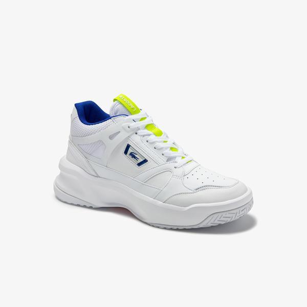 Lacoste Ace Lift Spor Erkek Beyaz Spor Ayakkabı