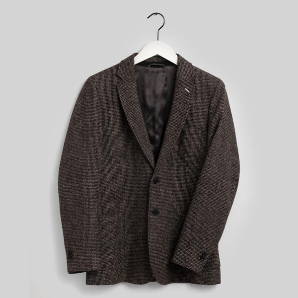 GANT Erkek Gri Blazer Ceket