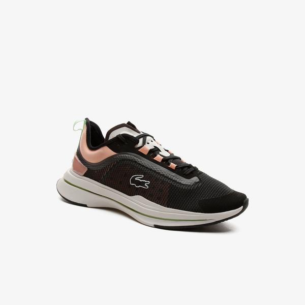 Lacoste Run Spin Ultra 0921 1 Sfa Kadın Pembe - Antrasit Spor Ayakkabı