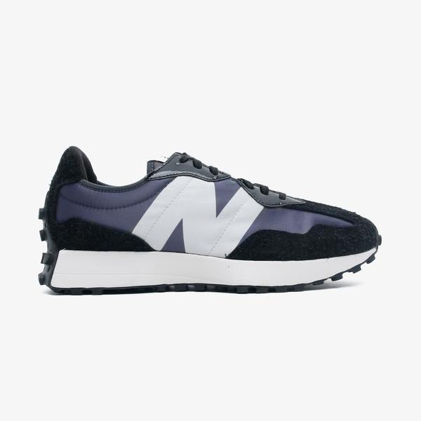 New Balance 327 Unisex Siyah Spor Ayakkabı