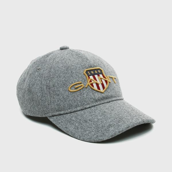 GANT Erkek Koyu Gri Şapka
