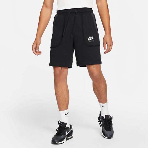 Nike Sportswear Nike Air Fit Flecee Erkek Siyah Şort