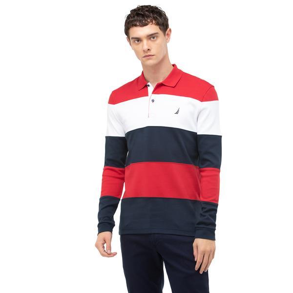 Nautica Erkek Kırmızı Polo